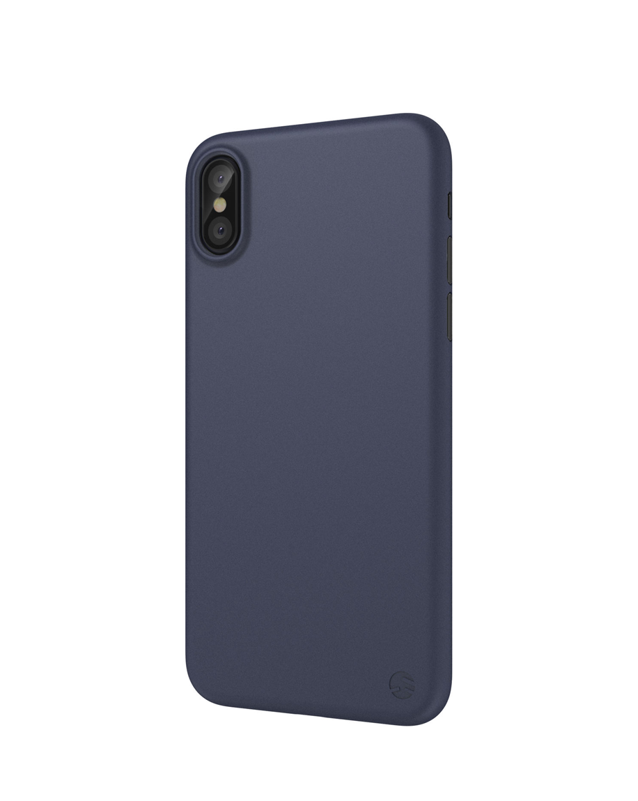 low priced 12fac 37dca SwitchEasy Ultra Slim Midnight Blue iPhone X