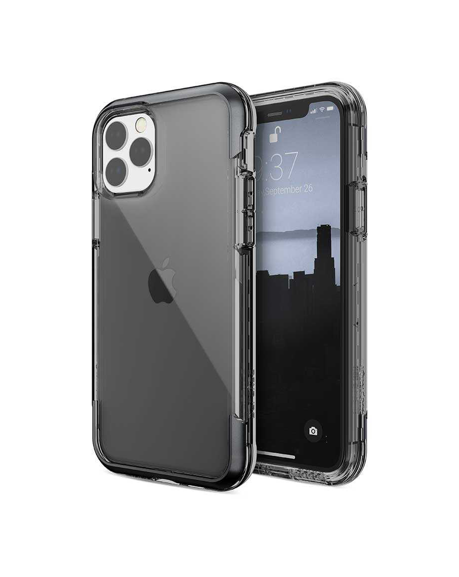 X-Doria Defense Air Smoke Transparent iPhone 11 Pro Max