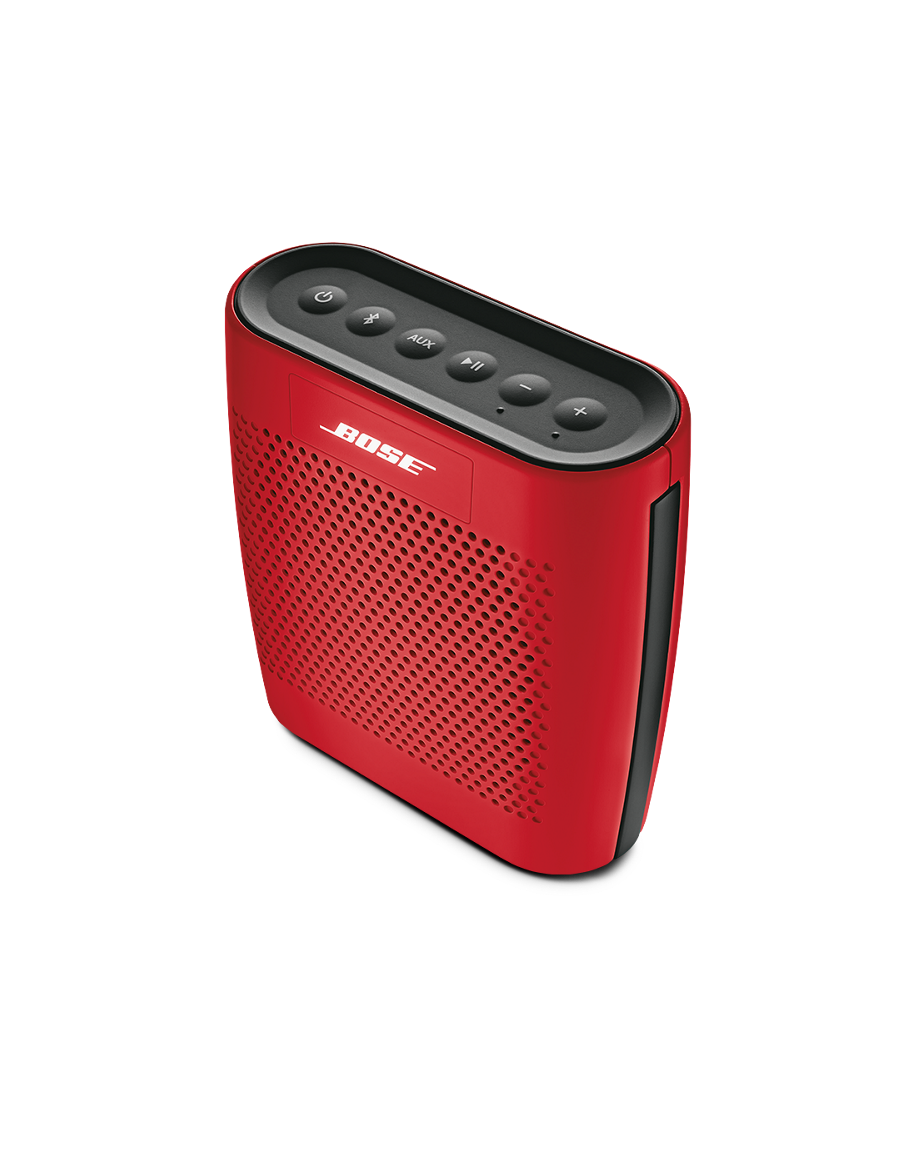BOSE Soundlink Color BT Speaker RED