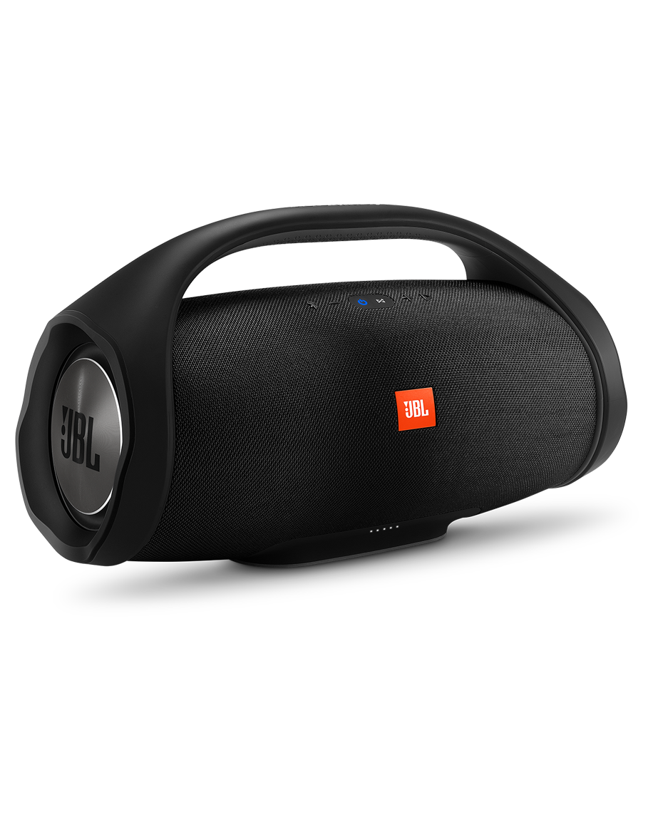 JBL Boombox Portable Bluetooth Speaker Black