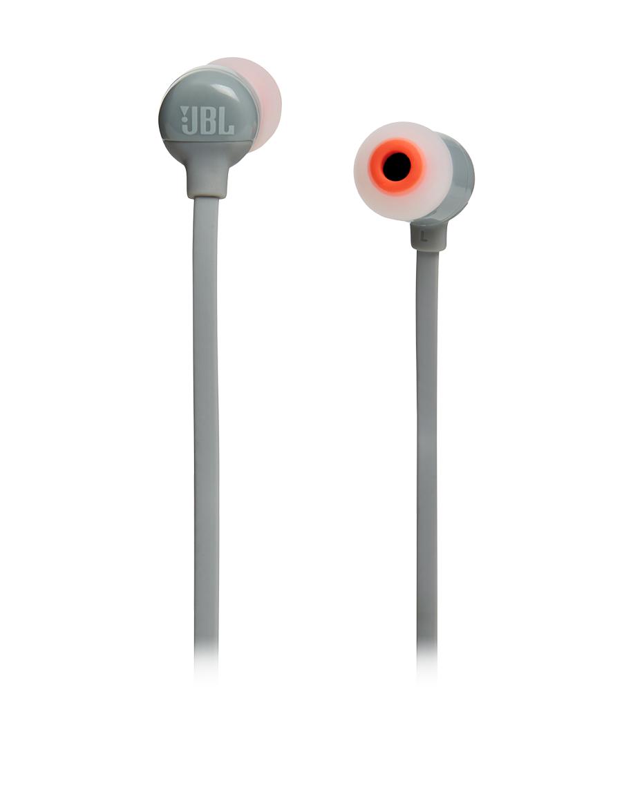 JBL T110BT Wireless In-Ear Headphones Gray