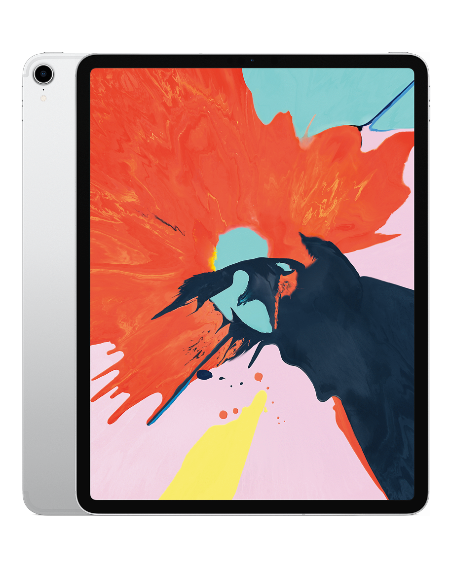 iPad Pro 12.9-inch (3nd Generation) Wi-Fi + Cellular 512GB - Silver