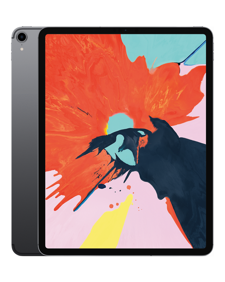 iPad Pro 12.9-inch (3nd Generation) Wi-Fi + Cellular 64GB - Space Gray